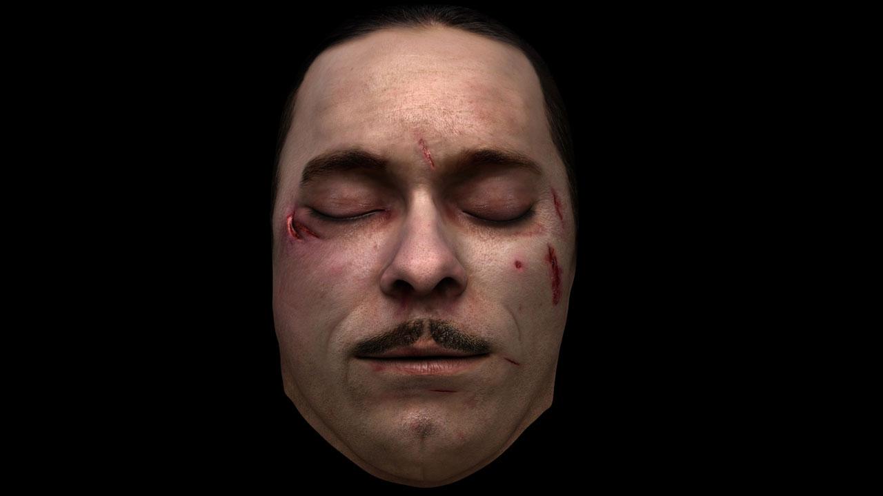 Death Masks 3